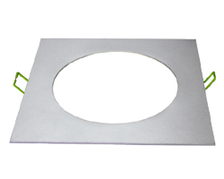 LED Panel 15W, 4400K-4800K - neutralna bijela, kockasti 212�212mm, AC 85-265V