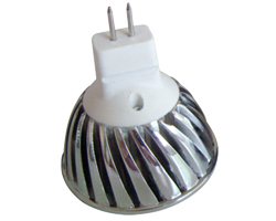 LED �arulja MR16, 3�1W, 2700K-3200K - topla bijela