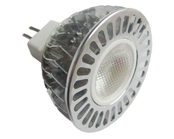 LED �arulja MR16, 1�5W, 2700K-3200K - topla bijela